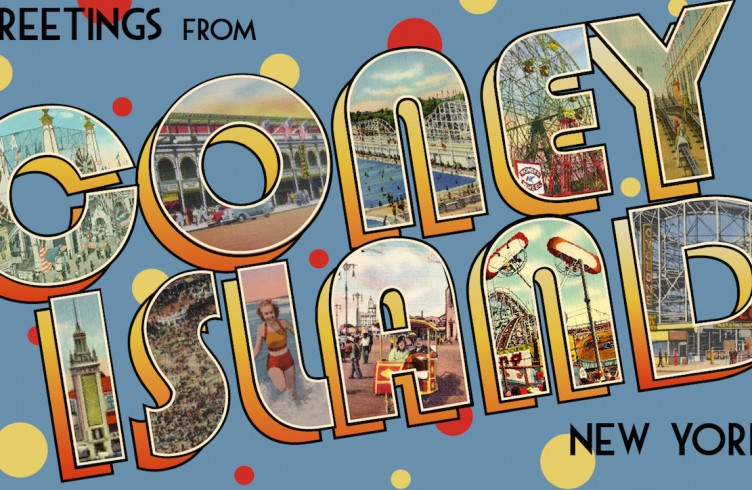 Greetings from coney island love radio listen with headphones on greetings from coney island m4hsunfo